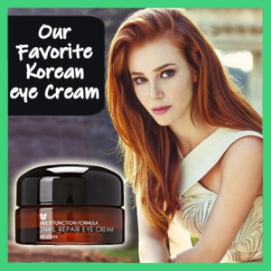 Best Korean Eye Cream by time4buying
