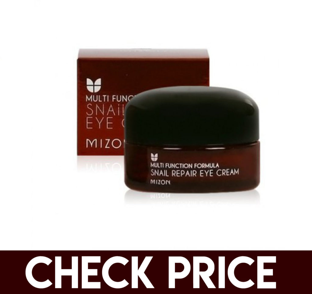 MIZON Korean Cosmetics Snail Repair Eye Cream