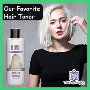 Our Best hair Toner