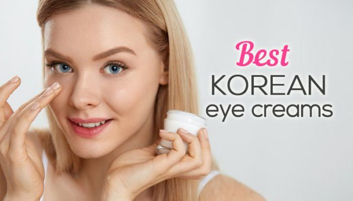best korean eye creams