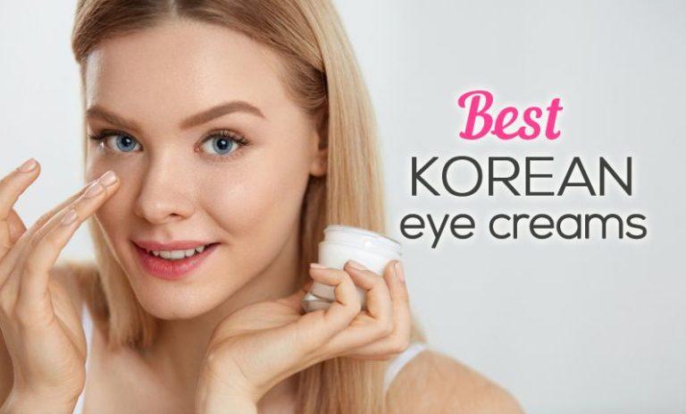 best korean eye creams