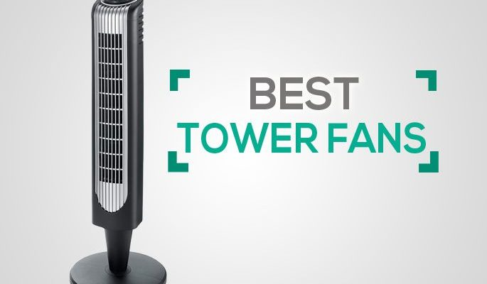 13 Best Tower Fans That Will Cool You In The Summers