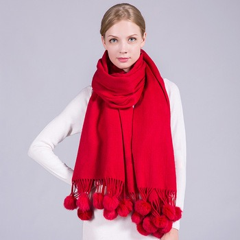 how to wear pashmina scarf