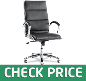 Alera ALENR4119 Neratoli High-Back Swivel Office Chair