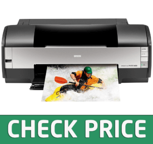 Epson Stylus Photo 1400 – Color Inkjet Printer