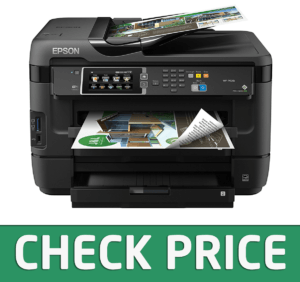Epson Workforce WF-7620 Inkjet Printer