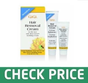 GiGi Facial Hair Removal Cream
