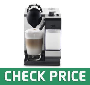 Nespresso Lattissima Plus a great nespresso machine