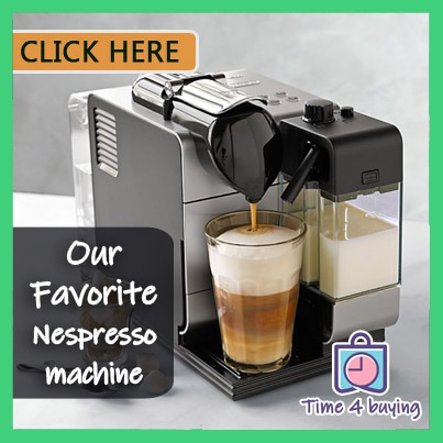Our Best nespresso machinejpg