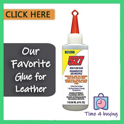 Our best leather glue