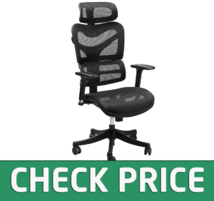 SIEGES - Ergonomic Mesh Office Chair