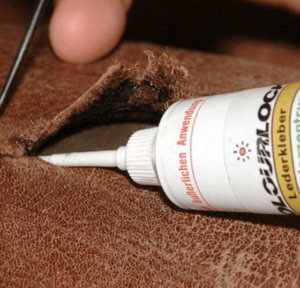 glue for leather