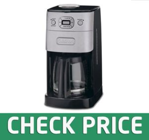 Cuisinart DGB-625BC Grind-and-Brew Coffee Maker