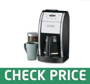 Cuisinart DGB-550BK Grinder & Coffee Maker