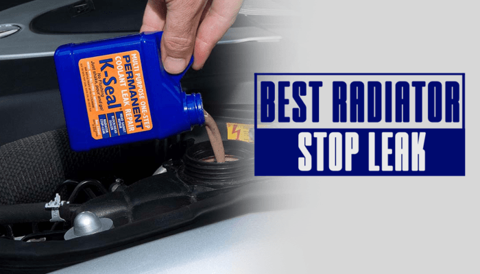 10 Best Radiator Stop Leaks That Work Instantly