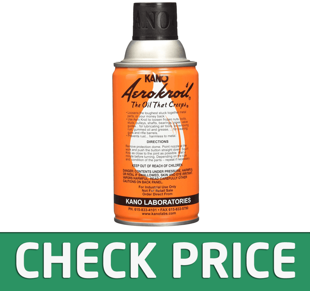 Kano Aerokroil Penetrating Oil, 10 oz