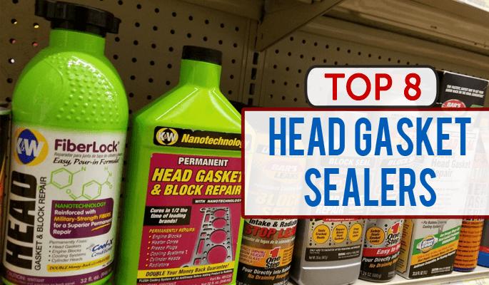 best head gasket sealers