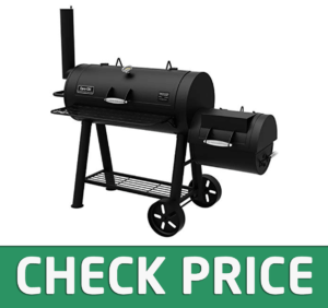 Dyna-Glo Signature Series DGSS962CBO-D Barrel Charcoal Grill