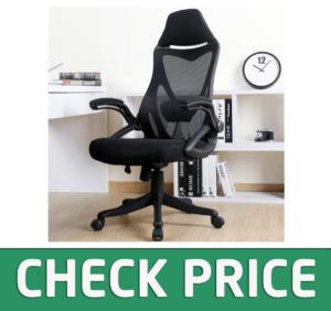 BERLMAN Ergonomic High Back Mesh Office Chair