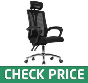 Hbada Ergonomic Office Chair - High Back