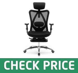 Sihoo Ergonomics Office Chair Recliner Chair