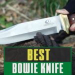 9 Best Bowie Knives With Super Sharp Double Edges - Top Reviews