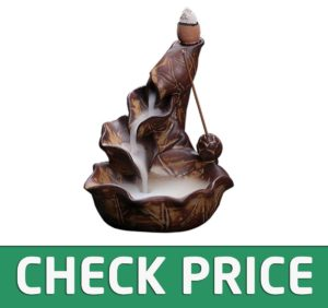 OCIOLI Ceramic Incense Burner