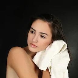 Drying Wet Hair