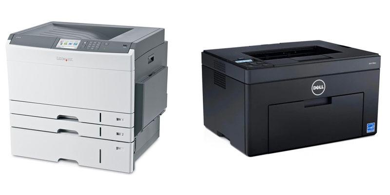 led printers