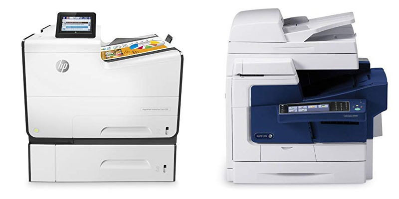 solid ink printers