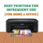 5 Best Printer For Infrequent Use in 2020