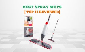 best spray mop
