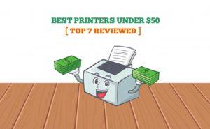 best printer under 50