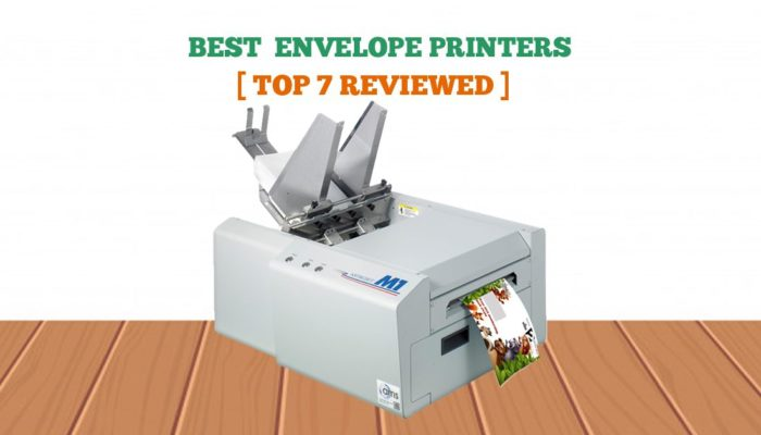 best envelope printer