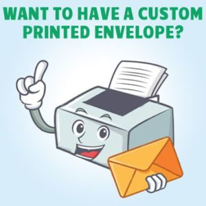 best envelope printer illustration
