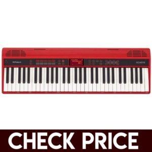 Roland GO-61k Music Creation Piano Keyboard