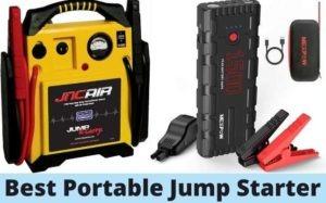 Best Portable Jump Starter for Car