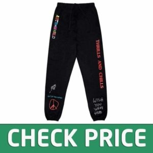 The Thrills and Chills Sweatpants
